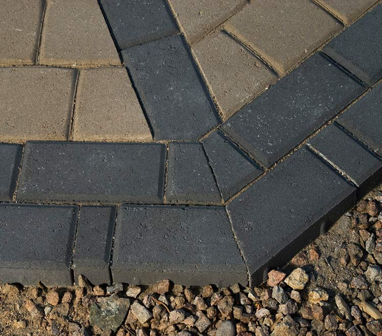 how to cut pavers by hand