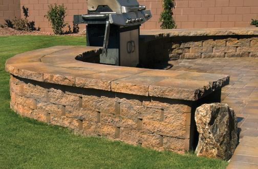 Garden Arbor Plans Online Landscaping Stone Wichita