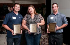 Arlington Estates ICPI Awards