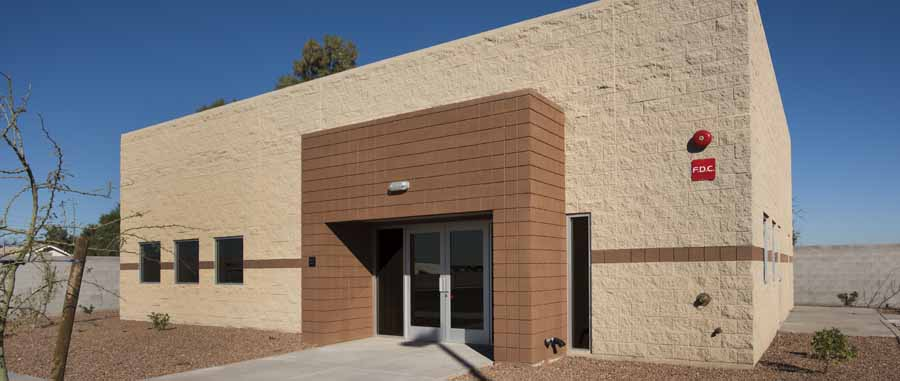 Our new offices at 301 West Elwood • Phoenix, AZ