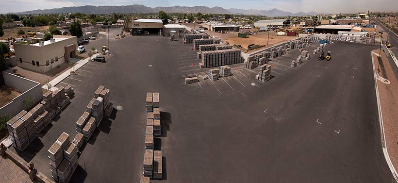 Bird's Eye View of Our New Manufacturing Plant